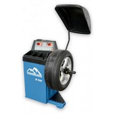Балансировочный станок для колес до 70 кг. Ручной ввод параметров колеса, вал 40мм, CB1930E