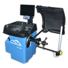 Балансировочный станок, с ЖК-дисплеем, автоматический ввод параметров, для колес до 70 кг
