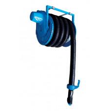 Катушка для вытяжки отработанных газов со шлангом 102 мм, длинна 8 м, дистанционное управление
