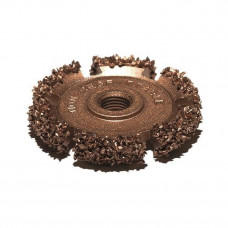 BJ410  - Абразив-круг с резьбой (диам 50/шир 10/зер 36)