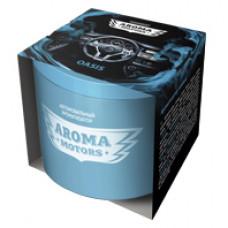 Ароматизатор гелевый «Aroma Motors» OASIS в картонной упаковке (круглый) 100мл
