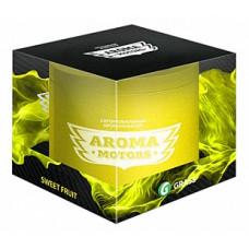 Ароматизатор гелевый «Aroma Motors» SWEET FRUIT в блистерной упаковке(круглый) 100мл