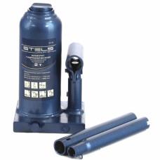 Домкрат гидравлический бутылочный телескопический, 2 т, h подъема 170–380 мм STELS