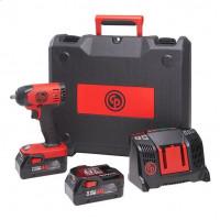 Аккумуляторный гайковерт CP8828 с зарядным устройством в кейсе 8941088280 Chicago Pneumatic