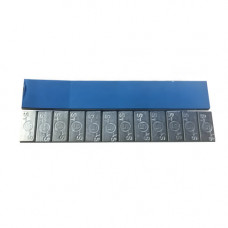 0091TEX  - Адгезив стальной на синей ленте 60 гр (12х5гр). (50 шт)