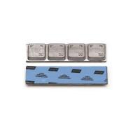 0063T Clipper - Набор грузов адгезивных (15шт)