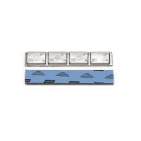 0065 Clipper - Набор грузов адгезивных (25шт)