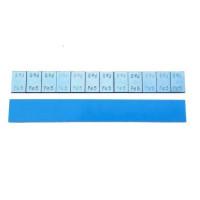 0093Fe Clipper - Набор балансировочных грузов адгезивных (50 шт.)
