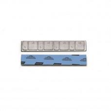 0062 Clipper - Набор грузов адгезивных (50шт)