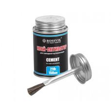 Универсальный клей активатор ROSSVIK 210 грамм (банка с кисточкой)