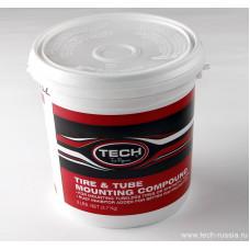 Монтажная/демонтажная паста, желе-концентрат TIRE COMPOUND, 3,7 кг