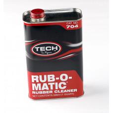 Чистящая (обезжиривающая) жидкость RUB-O-MATIC, 946 мл