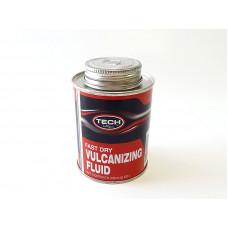 Вулканизирующая жидкость (клей) CHEMICAL VULCANISING FLUID, 235 мл, с кисточкой