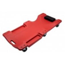 Подкатной лежак пластиковый TRH6802-2