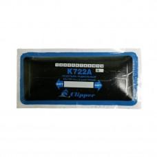 K722A  - Пластырь кордовый для ремонта радиальных шин 80х180мм./2 слоя корда