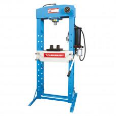 SD0808CEA пневмо-гидравлический рамный пресс на 30 тонн