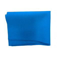 Замша протирочная пропитанная 50*40 синяя