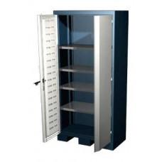 Шкаф для оснастки и инструмента 1950 мм с 4 полками Ferrum 08.3004