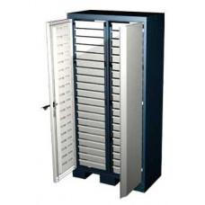 Шкаф для оснастки и инструмента 1950 мм с 40 ящиками Ferrum 08.3400