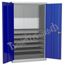 Инструментальный шкаф PROFFI (комплектация 36)