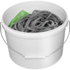 Шнуровая сырая резина для экструдера (15 кг.)