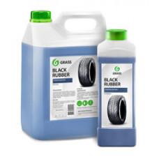 """Чернитель резины """"Black rubber"""" (канистра 5,7 кг)"""