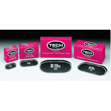20 - Макси овальная заплата (TECH 2-WAY) для автомобильных камер 160х100 мм