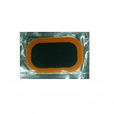 P1106  - Набор заплат для ремонта камер на фольге (овал) 34х52мм (90шт)