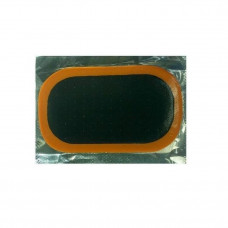 P1107  - Набор заплат для ремонта камер на фольге (овал) 48х78мм (60шт)